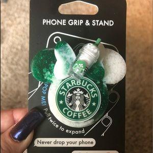 Mickey Starbucks Popsocket!